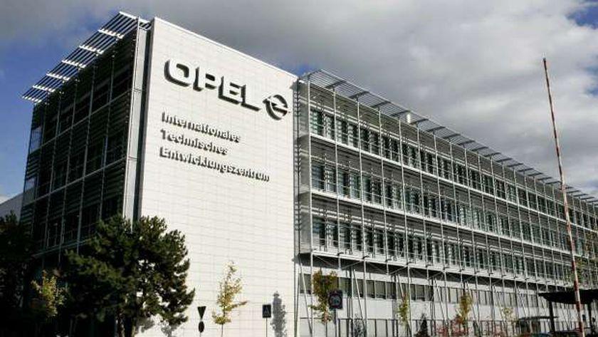 مصنع أوبل في ألمانيا