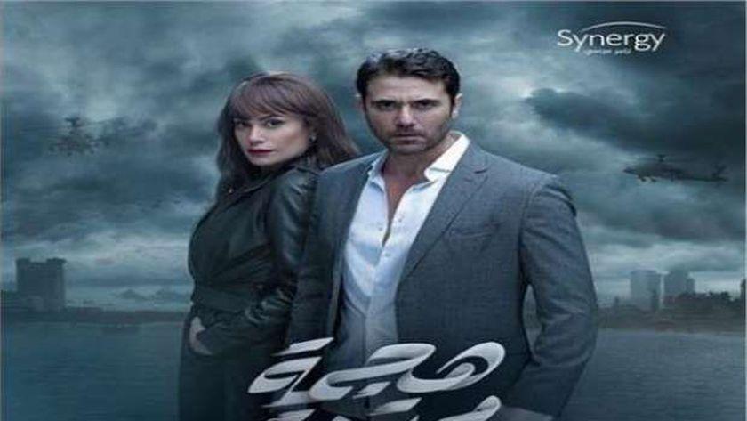 القنوات الناقلة لمسلسل هجمة مرتدة بطولة أحمد عز في رمضان 2021