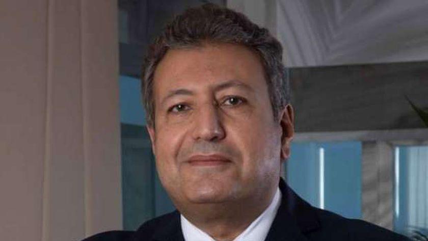 المهندس طارق شكرى وكيل لجنة الإسكان بمجلس النواب