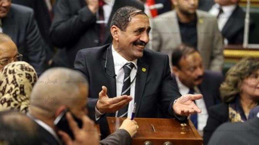 النائب تادرس قلدس، عضو لجنة الاتصالات بالبرلمان