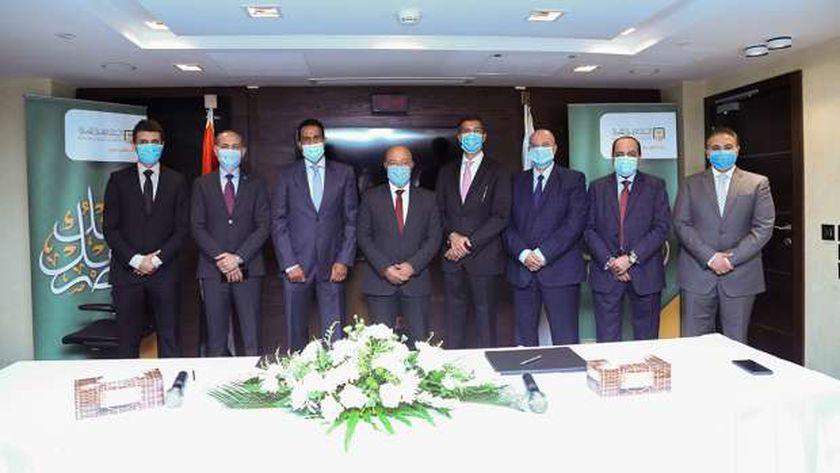 IGI العقارية تبرم إتفاقية مع البنك الأهلي المصري