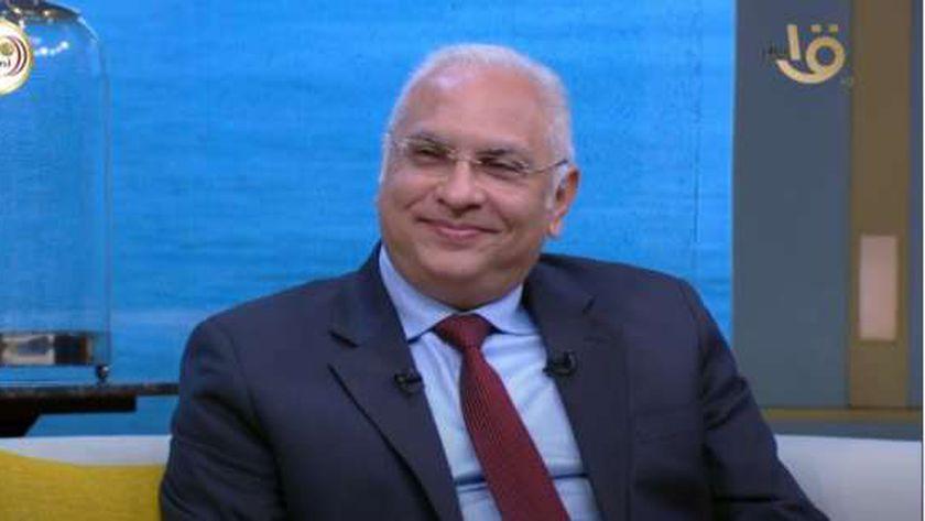 الدكتور عمرو بصيلة مدير تشغيل وإدارة مدارس التكنولوجيا التطبيقية