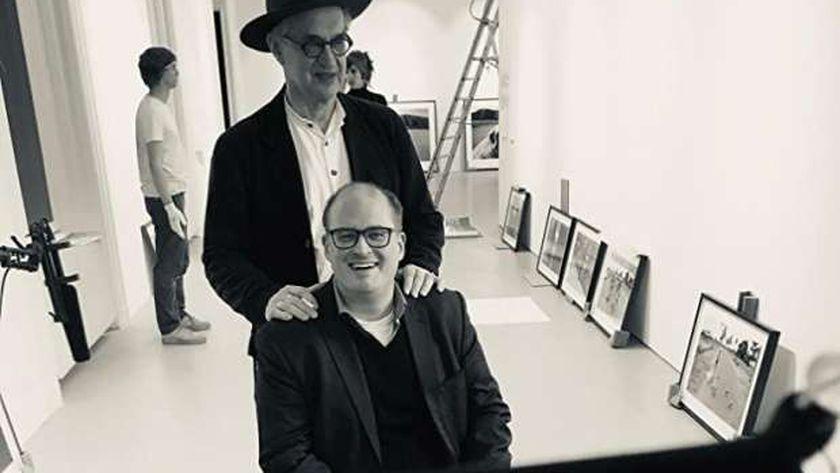 إريك فريدلر وأندرياس فريج في Wim Wenders, Desperado