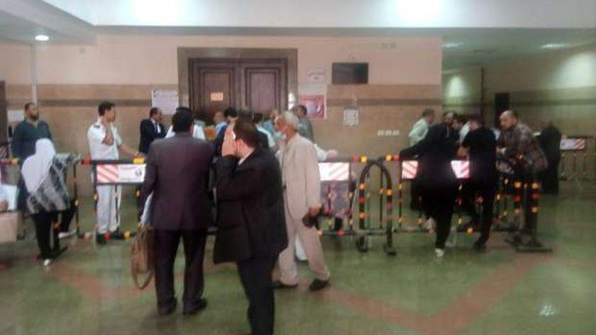 تلقي طلبات الترشح للنواب بالقليوبية