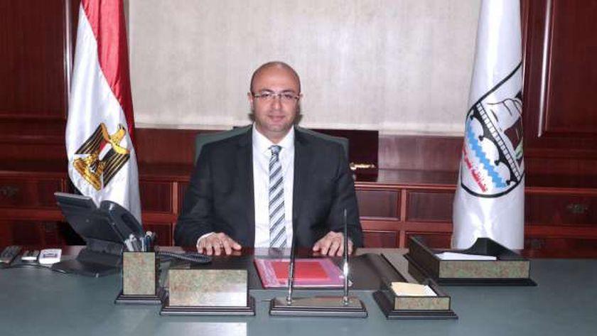الدكتور محمد هاني غنيم