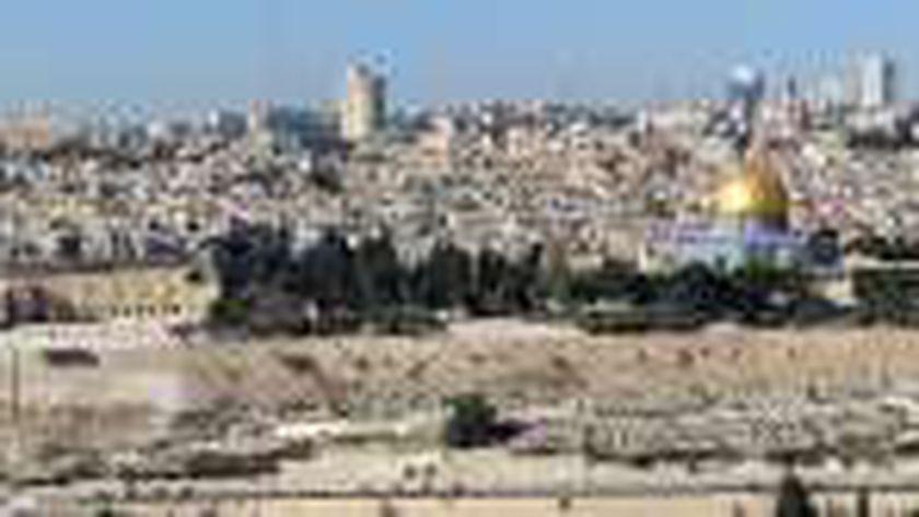المسجد الأقصى المبارك بمدينة القدس