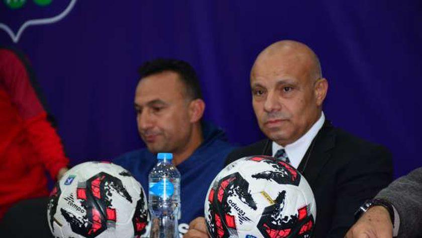 الخضر إبراهيم ، رئيس نادي دكرنس