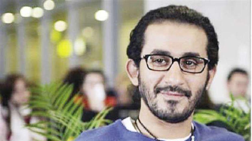 أحمد حلمي في مشهد من فيلم عسل إسود