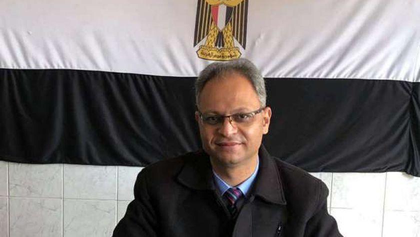 الدكتور شومان ربيع، مدير مستشفى حميات دسوق
