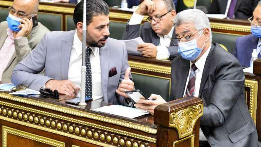 سعيد حساسين بمجلس النواب