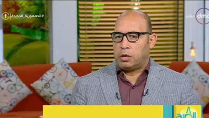 الكاتبالصحفيأحمد الخطيب