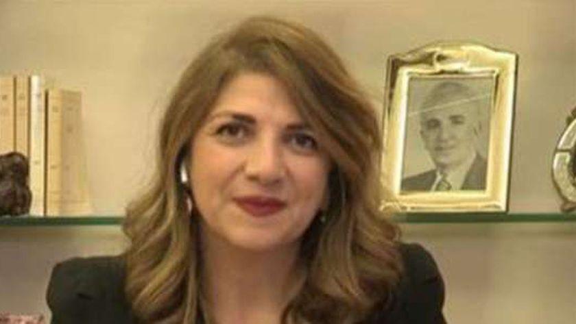 وزيرة العدل اللبنانية ماري كلود نجم