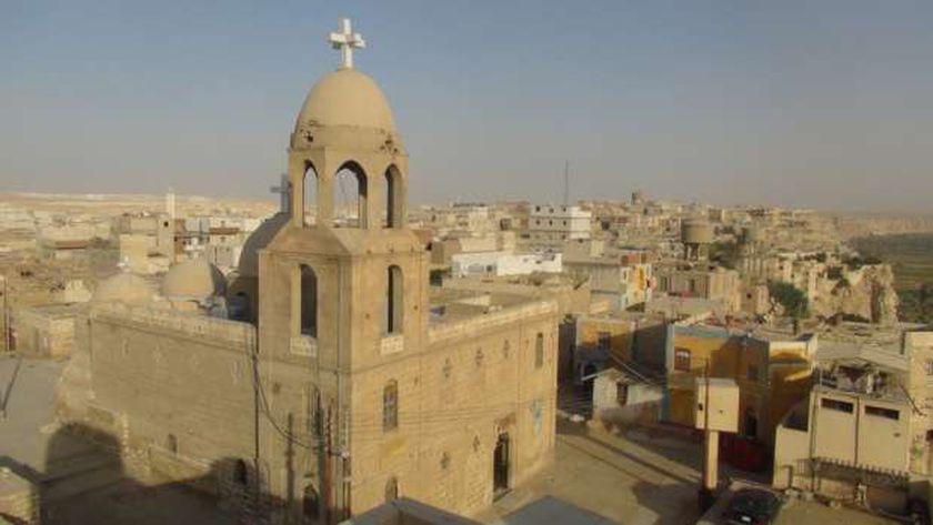 آلاف المسيحيين يزورون دير «جبل الطير» سنوياً