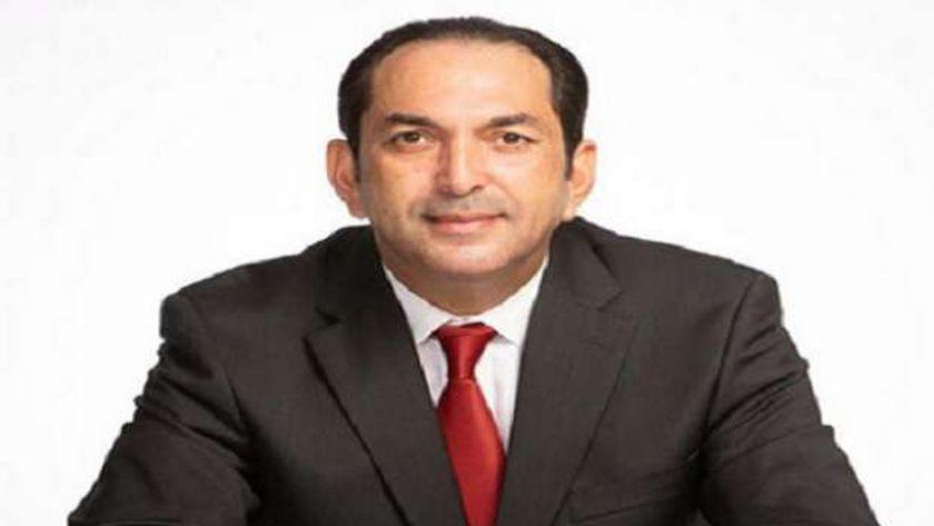 أحمد  صلاح الطاروطي مرشح الشيوخ بالشرقية