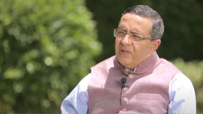 السفير أجيت جوبتيه، السفير الهندي بالقاهرة