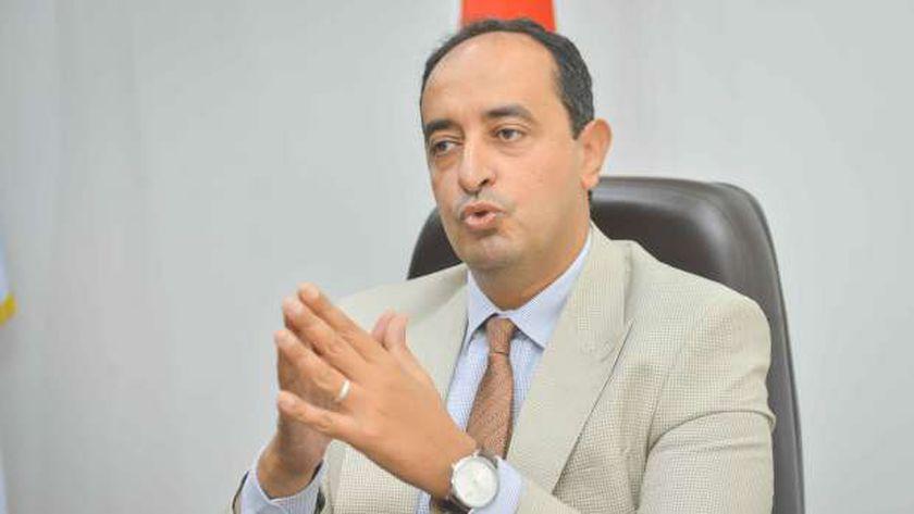 الدكتور عمرو عثمان-مساعد وزيرة التضامن الاجتماعي