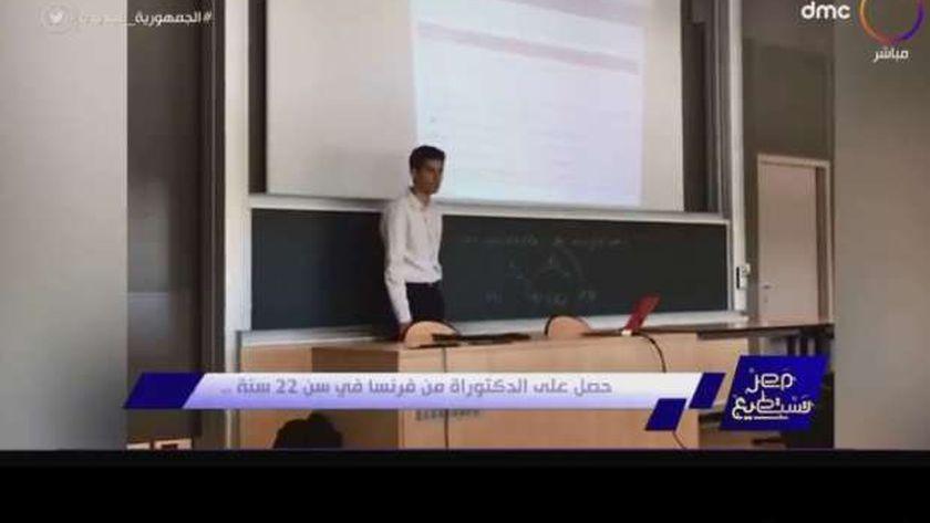 الدكتور عمر عثمان.. عبقري الرياضيات