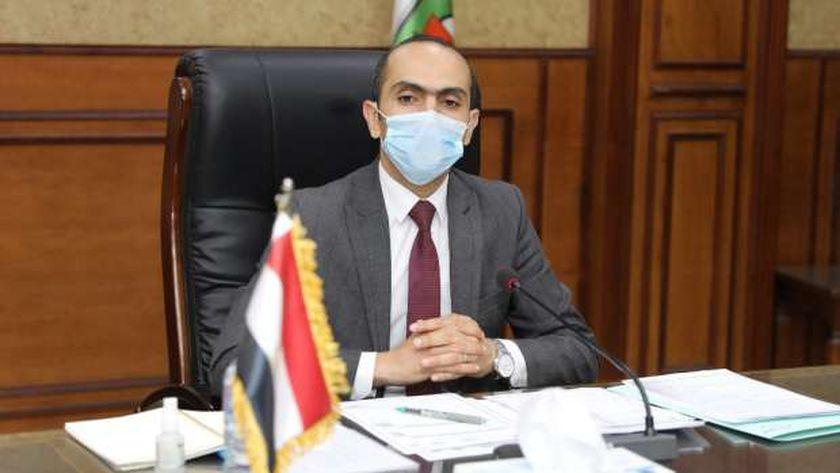 نائب محافظ سوهاج يترأس الاجتماع السابع للجنة مراجعة تراخيص أعمال البناء