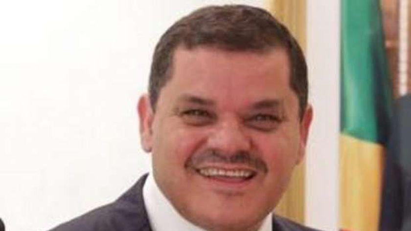 رئيس الوزراء الليبي عبد الحميد الدبيبة