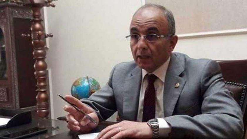 الدكتور عثمان شعلان، رئيس جامعة الزقازيق