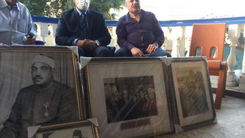رئيس مدينة بيلا يشارك في الذكرى العاشرة للشيخ أبو العينين شعيشع