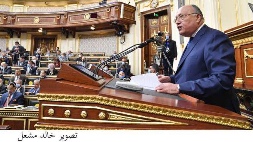 صورة «الخارجية»: الجماعة الإرهابية تتمتع بحرية الحركة داخل بعض الدول الأجنبية – مصر