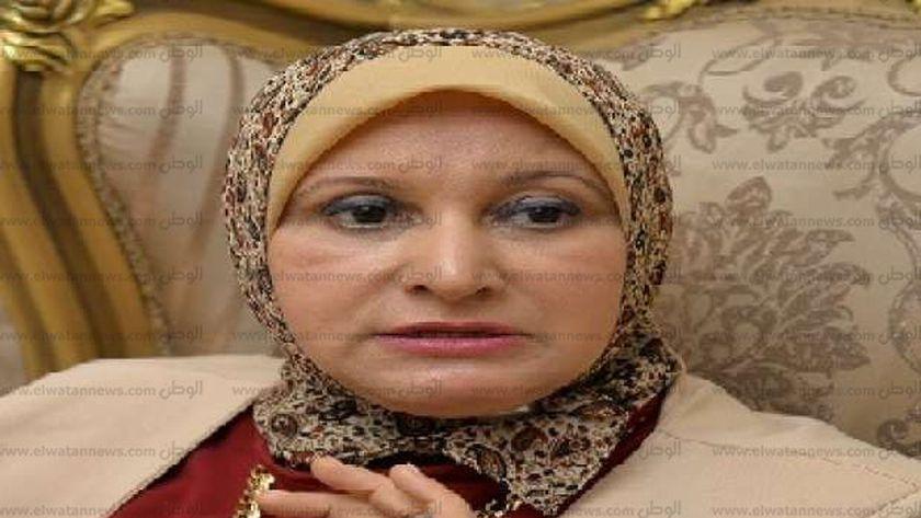 الدكتورة كوثر محمود نقيبة التمريض