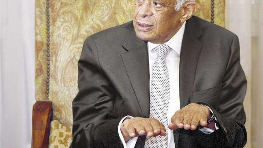 """الدكتور على عبد العال رئيس مجلس النواب يتحدث ل""""الوطن"""""""