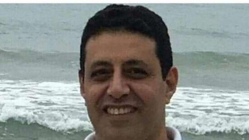 المواطن المصري المقتول في البرازيل عمر الزيات