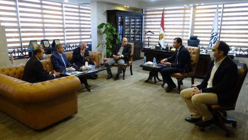 غرفة القاهرة وصندوق تحيا مصر