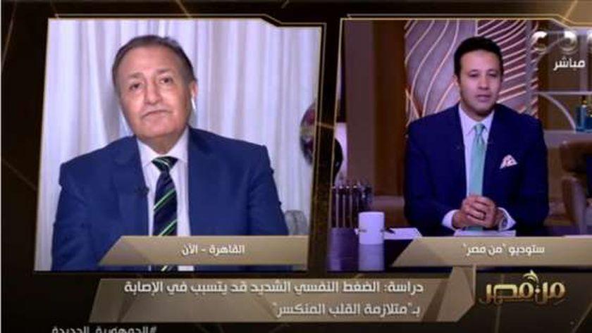 الدكتور عبد الهادي مصباح، أستاذ المناعة