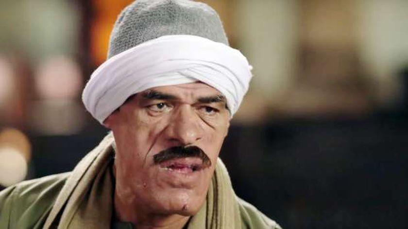 الفنان حسين أبو حجاج
