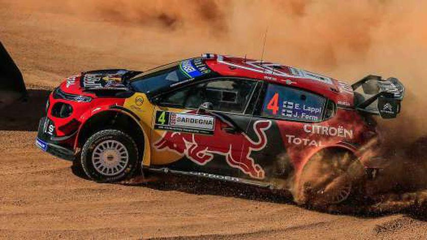 سيارة C3 WRC