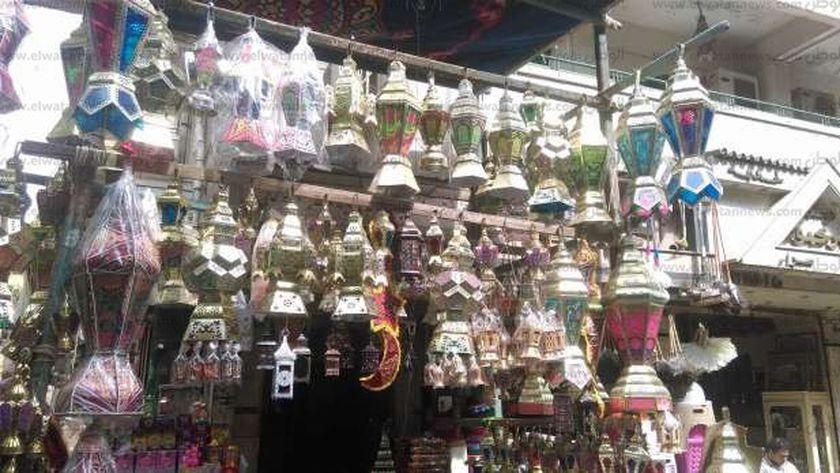 فوانيس شهر رمضان الكريم