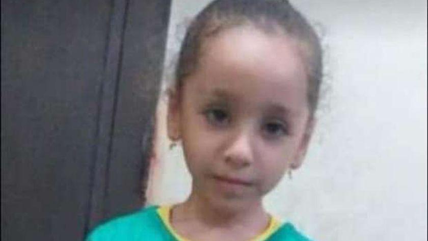 الطفلة المخطوفة بكفر الشيخ