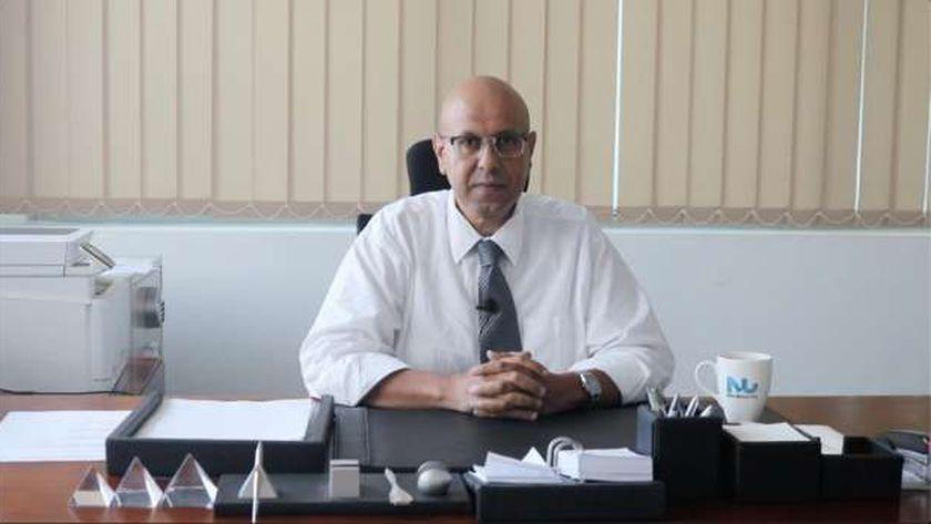 رئيس جامعة النيل