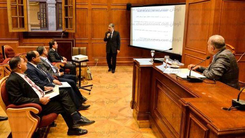 طاقة البرلمان تناقش سرقة خطوط أنابيب البترول