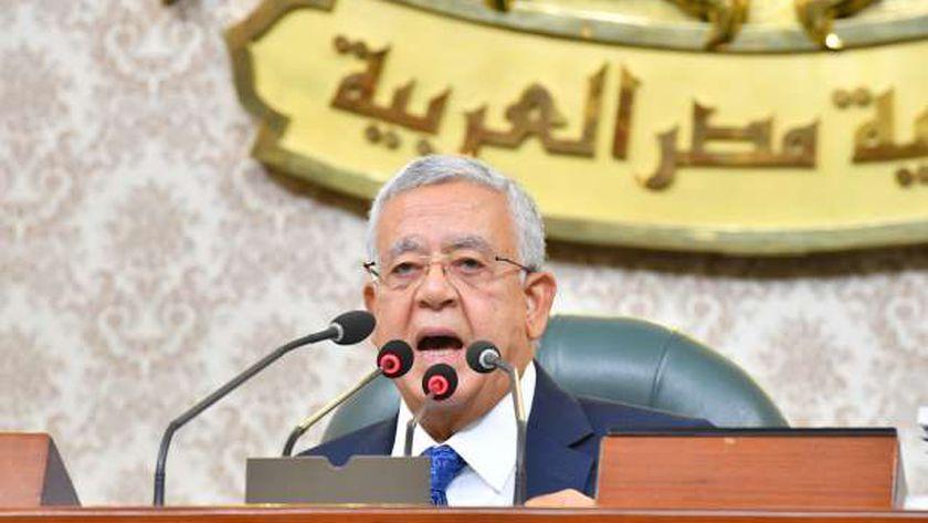 صورة رئيس مجلس النواب يهنىء الرئيس والشعب المصري بالمولد النبوي – مصر