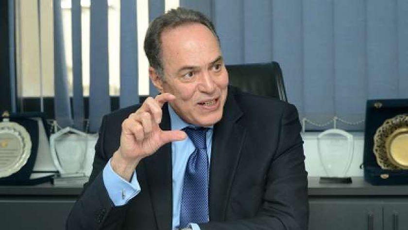 فتح الله فوزي، رئيس مجلس إدارة الجمعية المصرية اللبنانية لرجال الأعمال