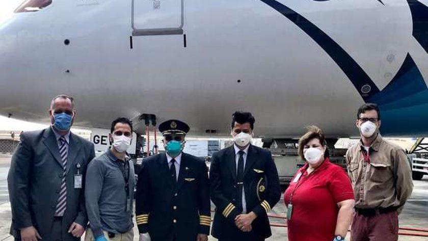 الطيران المدني تعلن الطوارئ بسبب التقلبات الجوية المتوقعة