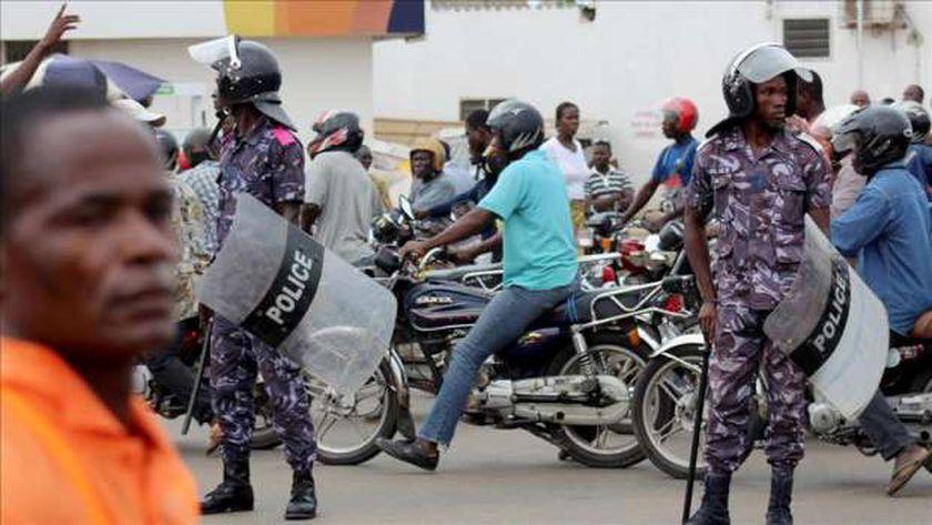 لجنة الانتخابات في توجو : فوز الرئيس فور جناسينجبي بفترة ولاية رابعة