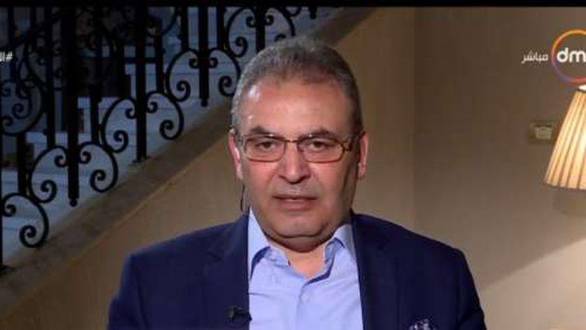 الدكتور محمد عبدالسلامرئيس غرفة صناعة الملابس الجاهزة