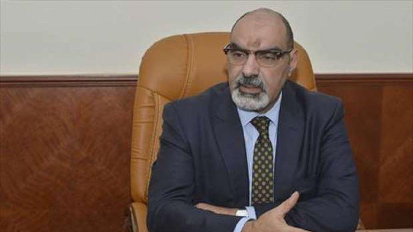 الدكتور محمد ضاحي رئيس الهيئة العامة للتأمين الصحي