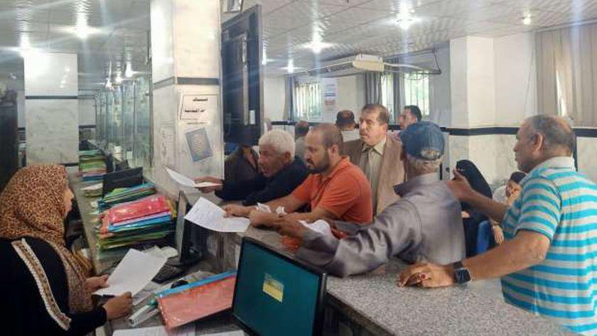 المراكز التكنولوجية بكفر الشيخ