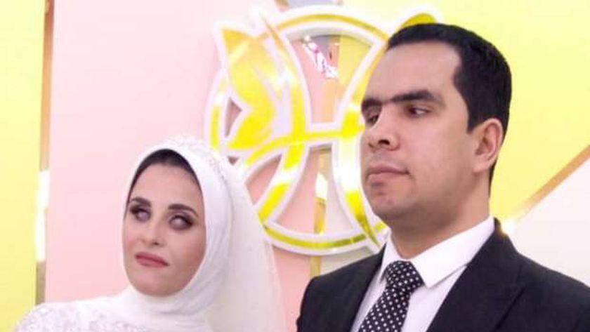 فرح العروسين آلاء ومحمد