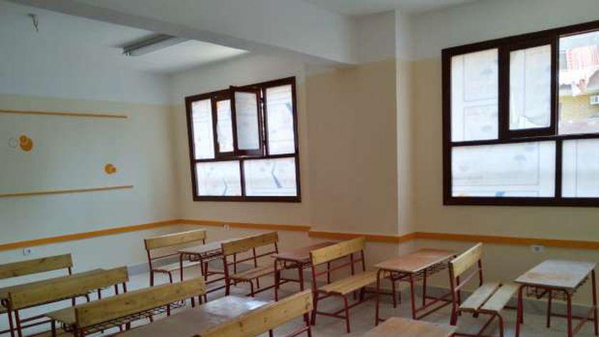 الفصول المدرسية- صورة أرشيفية