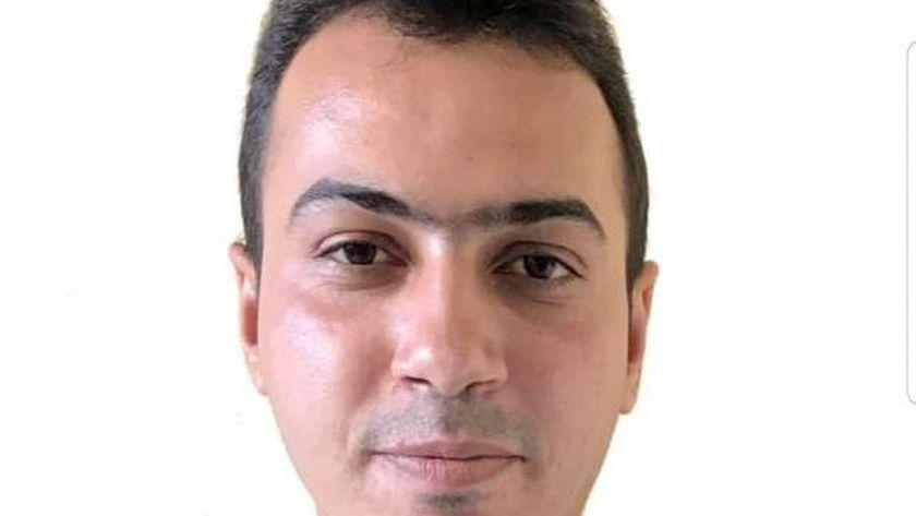 محمود الحجاوي، عضو تنسيقية شباب الأحزاب والسياسيين