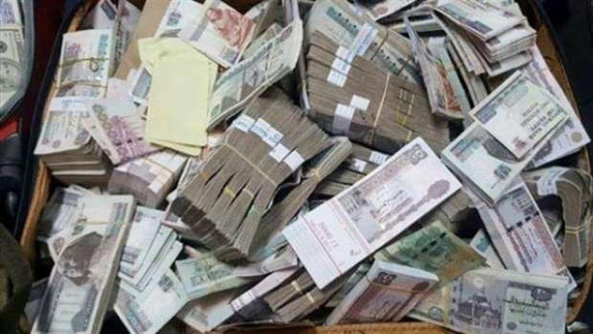 البنك المركزي:5.36 تريليون جنيه قيمة السيولة المحلية في يونيو الماضي