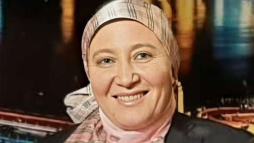 الدكتورة نهلة عبدالوهاب استشارى البكتيريا والتغذية والمناعة بمستشفى جامعة القاهرة