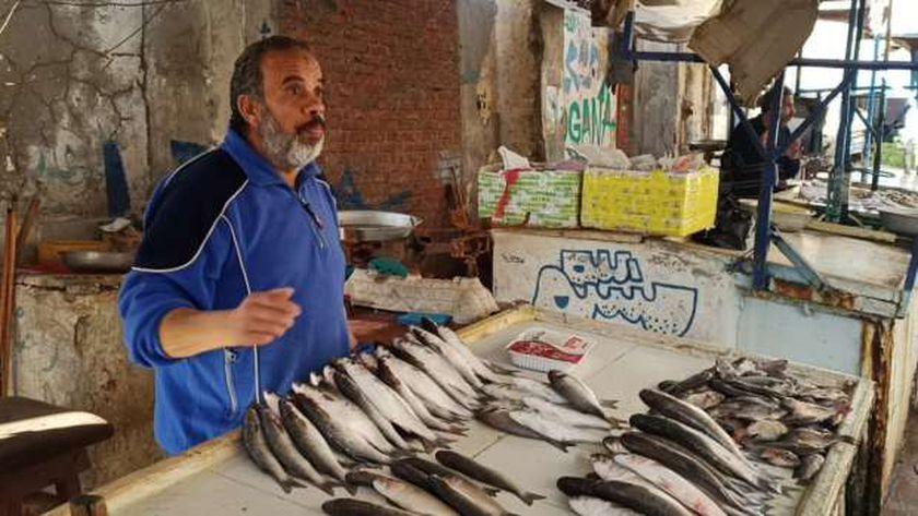 أستقرار اسعار الأسماك اليوم في الأسواق